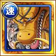 暴れるブラキオサウルス クイーン