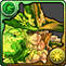 緑オーディン(光槍)のアイコン