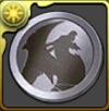 イベントメダル銀のアイコン
