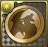 イベントメダル金のアイコン