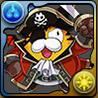海賊トラゴンのアイコン
