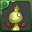 緑の精のアイコン