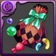 ハロウィンのお菓子袋【銅】
