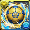 キオのサッカーボールのアイコン