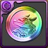 スターウォーズコラボメダル【虹】
