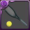 木手のテニスラケットのアイコン