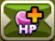 HP強化+のアイコン