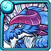 氷河竜アイスドラゴンアイコン