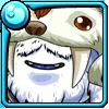雪獣イエティアイコン