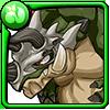 地竜アースドラゴン亜種アイコン