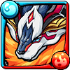 蒼灼の破壊狼ヴァナルガンドアイコン