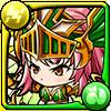 神託の軍聖女ジャンヌダルクアイコン