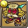 雷撃の宝霊鎧アイコン
