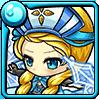雪の女王アイコン