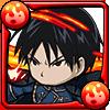 焰の錬金術師ロイマスタングアイコン