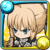 騎士王セイバー【Fate】アイコン