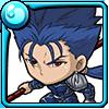 ランサー【Fate】アイコン