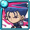 槍兵の英霊ランサー【Fate】アイコン