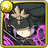 魔術師の英霊キャスター【Fate】アイコン