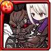 狂戦士の英霊バーサーカー【Fate】アイコン