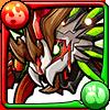 焔翠晶獣ガーネットアイコン