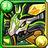 翠閃塊晶獣ペリドットアイコン