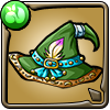 魔道士の帽子・森アイコン