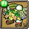 深緑の宝霊鎧アイコン