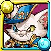 貴紳剣術長靴をはいた猫アイコン