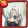 女神の瞳エリザベスアイコン