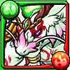 桜焔絢龍セリシールドラゴンアイコン