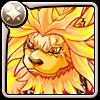 金獅子レオアイコン