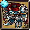 聖騎士の蒼玉鎧アイコン