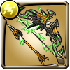 雷光竜の輝鱗弓アイコン