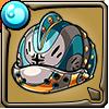 聖騎士の蒼玉兜アイコン