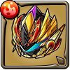 機獣王の轟撃冠アイコン