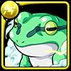 巨大蛙ジャイアントトードアイコン