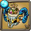 冥府神の捻宝冠アイコン
