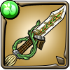森獣の宝剣アイコン