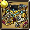 雷神王の魔法衣アイコン