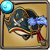 未来海賊の航海宝帽アイコン
