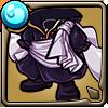 黒魔導士 ゼレフの服アイコン