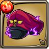 魔人ベガの帽子アイコン