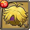 〈憤怒の罪〉メリオダスの髪型アイコン