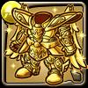 射手座の黄金聖衣鎧星矢Verアイコン