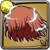 超電磁砲御坂美琴の髪型アイコン