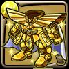 第七感乙女座の黄金聖衣鎧アイコン