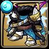 水雹獣の蒼禍鎧アイコン