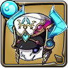 水雹獣の蒼禍帽アイコン