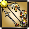 輝彩鳥の舞雷弓アイコン
